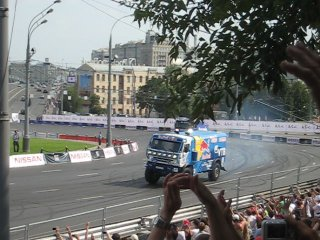 Bavaria Moscow City Racing 2010 KAMAZ-������